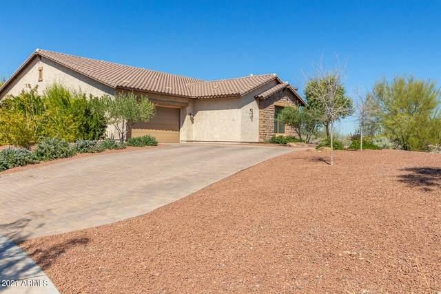 3736 N Acacia Crossing, Buckeye, AZ 85396 (MLS #6200042) :: Yost Realty Group at RE/MAX Casa Grande