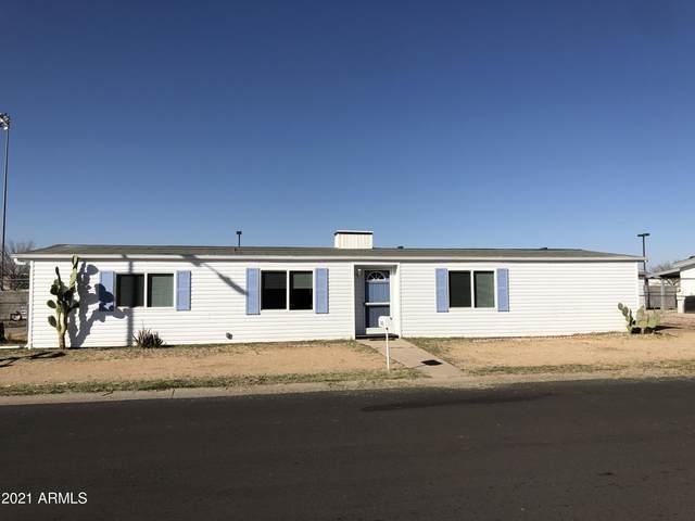 1802 E Libby Street, Phoenix, AZ 85022 (MLS #6200051) :: The Daniel Montez Real Estate Group