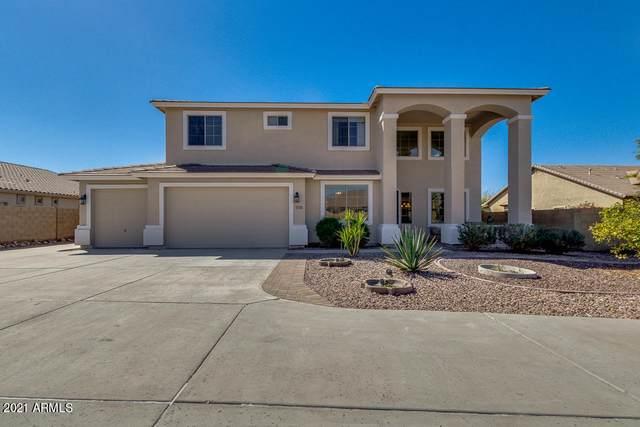 21836 N Olson Court, Maricopa, AZ 85138 (MLS #6200060) :: Yost Realty Group at RE/MAX Casa Grande