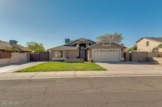 8973 W Stella Avenue, Glendale, AZ 85305 (MLS #6200075) :: Yost Realty Group at RE/MAX Casa Grande