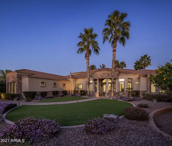 3850 E Huber Street #1, Mesa, AZ 85205 (MLS #6200079) :: Long Realty West Valley