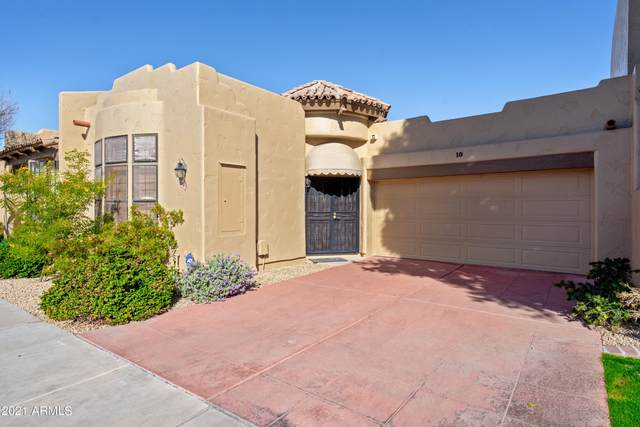 7955 E Chaparral Road #10, Scottsdale, AZ 85250 (MLS #6200081) :: Long Realty West Valley
