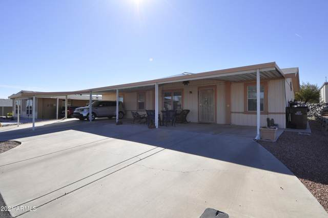 3926 N Colorado Avenue, Florence, AZ 85132 (MLS #6200084) :: Long Realty West Valley