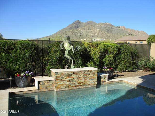 6038 E Santa Cruz Drive, Scottsdale, AZ 85266 (MLS #6200088) :: Arizona Home Group