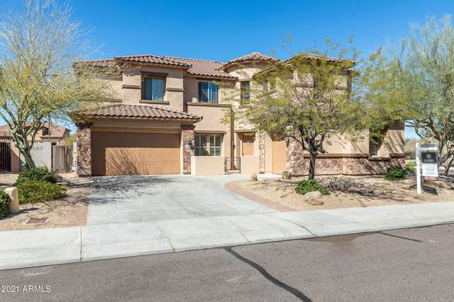 26948 N 89TH Drive, Peoria, AZ 85383 (MLS #6200103) :: The Laughton Team