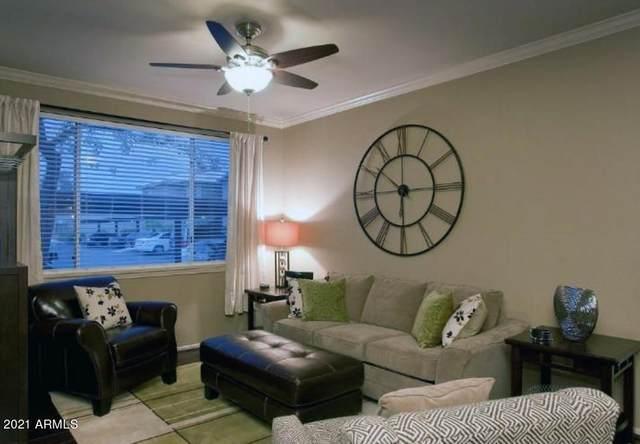 7009 E Acoma Drive #1137, Scottsdale, AZ 85254 (MLS #6200104) :: Long Realty West Valley