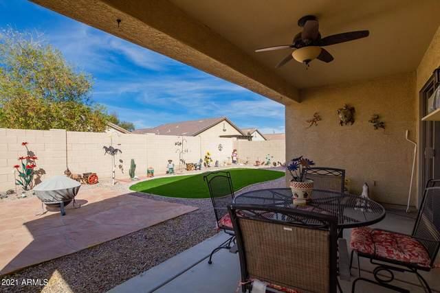 984 W Desert Hills Drive, San Tan Valley, AZ 85143 (MLS #6200109) :: Yost Realty Group at RE/MAX Casa Grande
