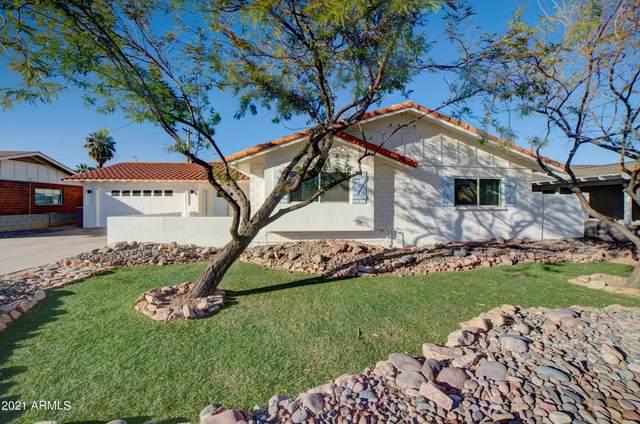 8224 E Devonshire Avenue, Scottsdale, AZ 85251 (MLS #6200118) :: Executive Realty Advisors
