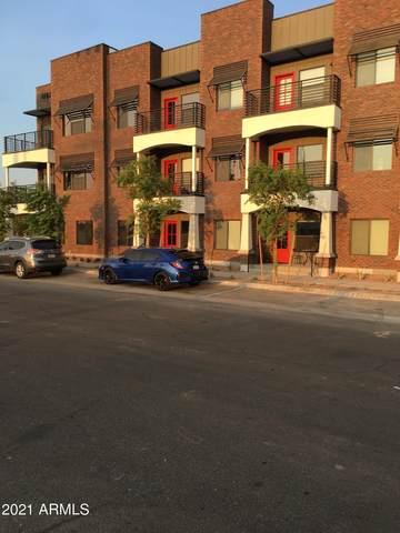 475 N 9TH Street #114, Phoenix, AZ 85006 (MLS #6200136) :: The Carin Nguyen Team