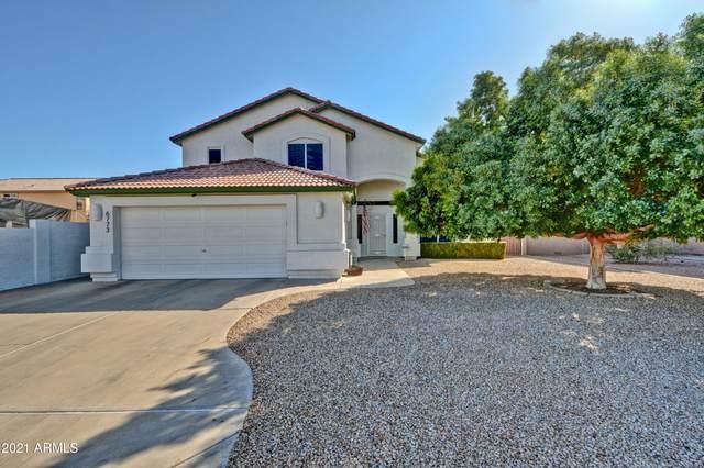 6773 N 74th Drive, Glendale, AZ 85303 (MLS #6200142) :: Executive Realty Advisors