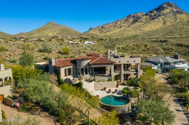 10801 E Happy Valley Road #119, Scottsdale, AZ 85255 (MLS #6200153) :: Balboa Realty