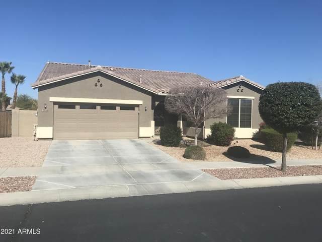 7554 W Keim Drive, Glendale, AZ 85303 (MLS #6200154) :: The Carin Nguyen Team