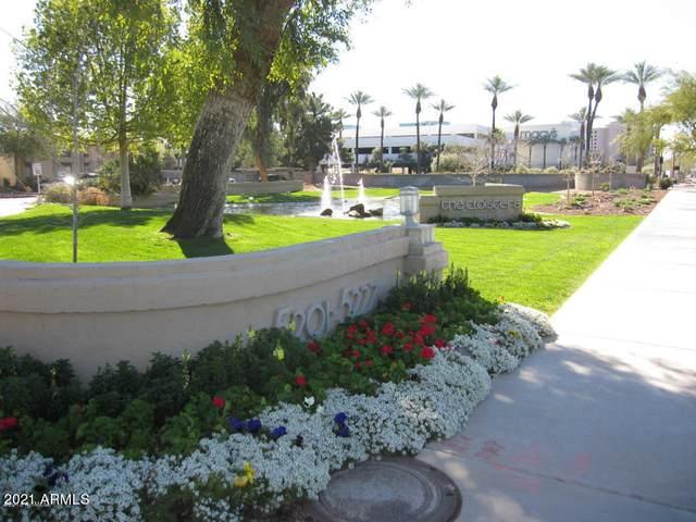 5201 N 24TH Street #102, Phoenix, AZ 85016 (MLS #6200174) :: Long Realty West Valley
