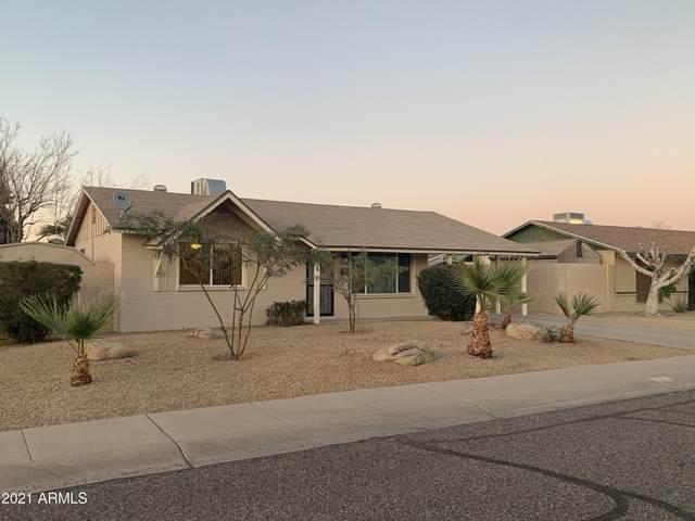 2236 W Wethersfield Road, Phoenix, AZ 85029 (MLS #6200178) :: The Laughton Team