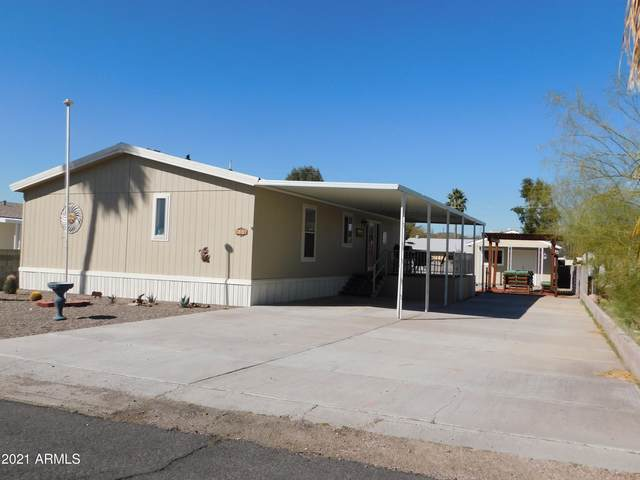 250 E Diane Drive, Queen Valley, AZ 85118 (MLS #6200187) :: Yost Realty Group at RE/MAX Casa Grande