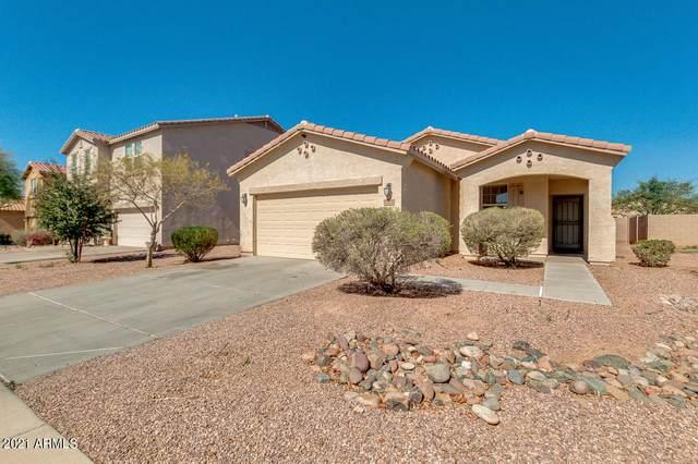 7322 W Darrel Road, Laveen, AZ 85339 (MLS #6200211) :: The Daniel Montez Real Estate Group