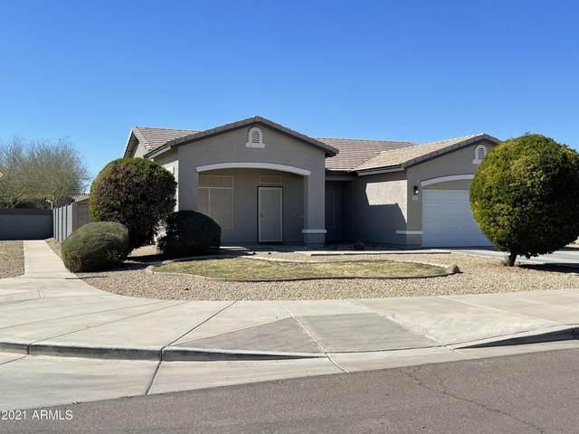 5616 S 55TH Lane, Laveen, AZ 85339 (MLS #6200222) :: Yost Realty Group at RE/MAX Casa Grande