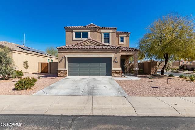 8597 S 255TH Drive, Buckeye, AZ 85326 (MLS #6200224) :: Yost Realty Group at RE/MAX Casa Grande
