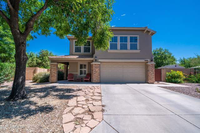 2498 E Ivanhoe Court, Gilbert, AZ 85295 (MLS #6200227) :: Devor Real Estate Associates