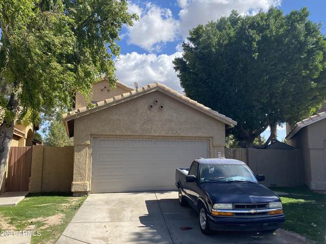 611 N Maple Street, Chandler, AZ 85226 (MLS #6200233) :: The Riddle Group