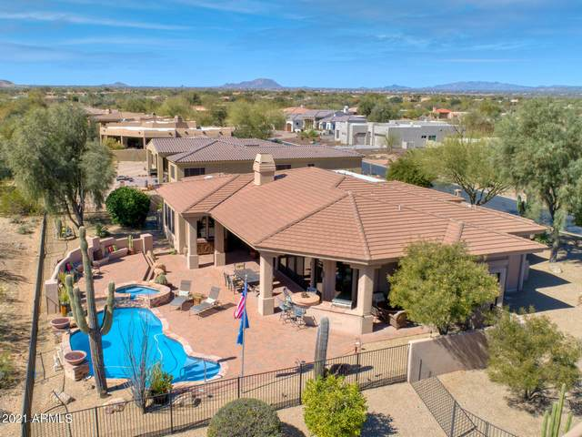 19023 E Lazo Court, Rio Verde, AZ 85263 (MLS #6200255) :: My Home Group