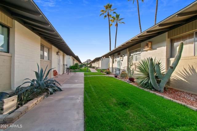 6721 E Mcdowell Road 316 D, Scottsdale, AZ 85257 (MLS #6200259) :: Executive Realty Advisors