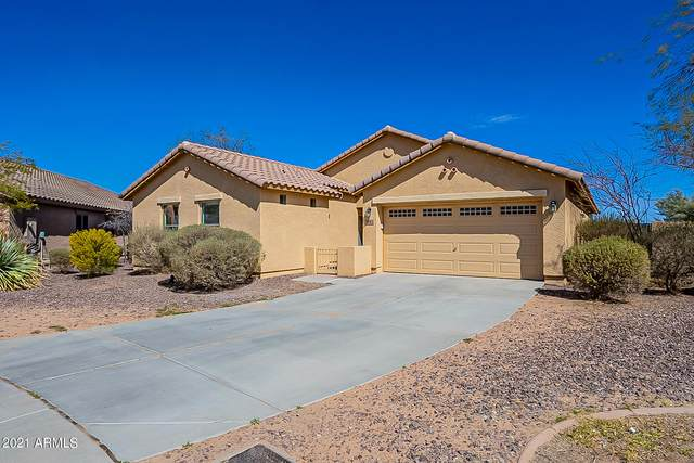 831 S 9TH Place, Coolidge, AZ 85128 (MLS #6200265) :: The Laughton Team