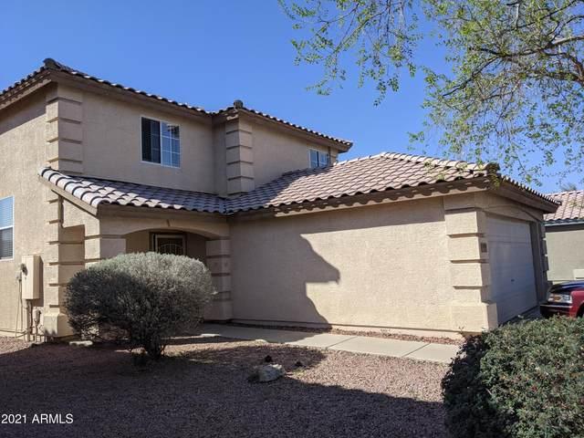 11919 W Scotts Drive, El Mirage, AZ 85335 (MLS #6200272) :: Executive Realty Advisors