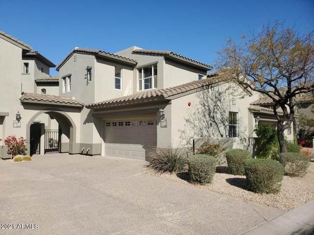 20802 N Grayhawk Drive #1111, Scottsdale, AZ 85255 (MLS #6200274) :: My Home Group