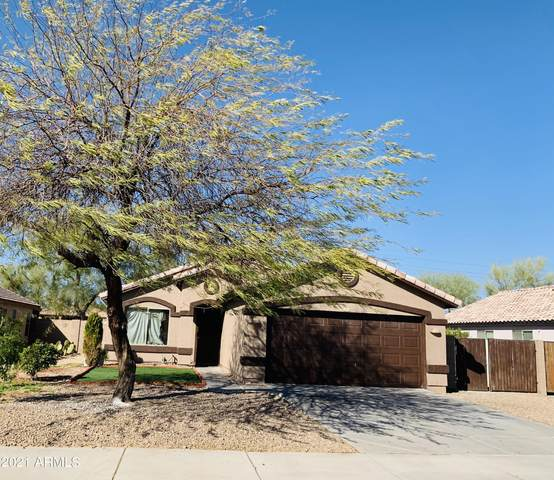 15832 W Woodlands Avenue, Goodyear, AZ 85338 (MLS #6200277) :: Executive Realty Advisors
