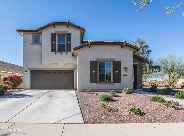 2346 N Park Meadows Drive, Buckeye, AZ 85396 (MLS #6200285) :: D & R Realty LLC