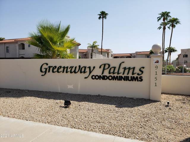 9151 W Greenway Road #216, Peoria, AZ 85381 (MLS #6200296) :: My Home Group