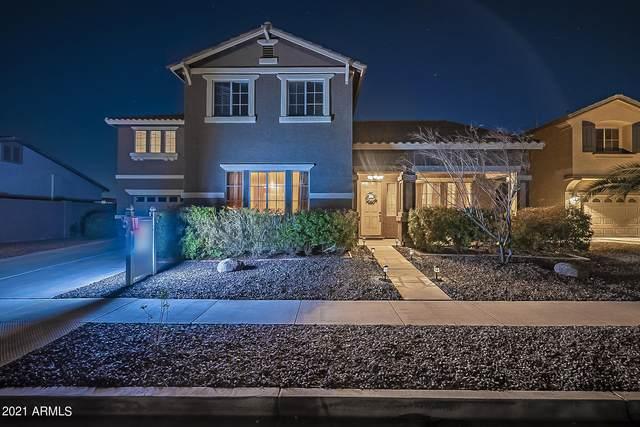 11760 N 143RD Avenue, Surprise, AZ 85379 (MLS #6200299) :: My Home Group