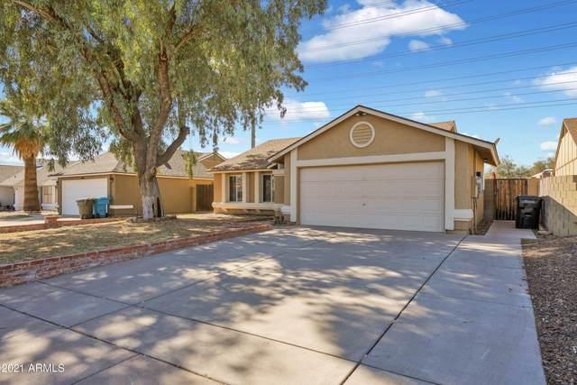 21006 N 34TH Drive, Phoenix, AZ 85027 (MLS #6200301) :: Executive Realty Advisors