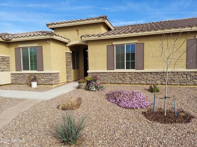 5830 W Huntington Drive S, Laveen, AZ 85339 (MLS #6200303) :: My Home Group