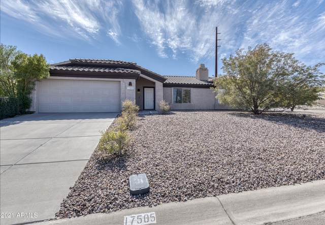 17505 E Choctaw Circle, Fountain Hills, AZ 85268 (MLS #6200308) :: The Garcia Group