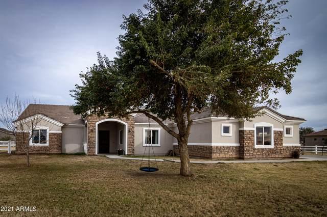 36937 N Oakley Drive, San Tan Valley, AZ 85140 (MLS #6200309) :: Balboa Realty
