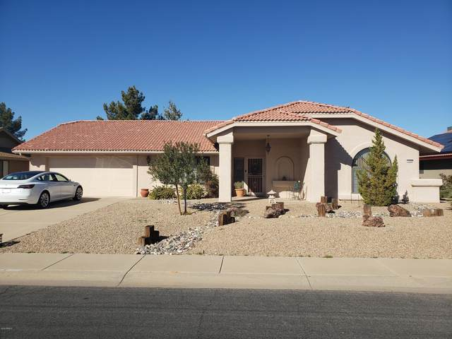 13926 W Terra Vista Drive, Sun City West, AZ 85375 (MLS #6200311) :: Balboa Realty