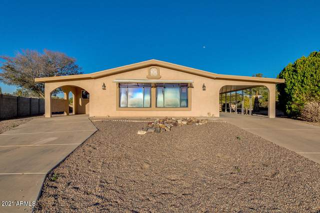 26603 S Papago Place, Sun Lakes, AZ 85248 (MLS #6200318) :: Midland Real Estate Alliance