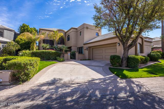 7878 E Gainey Ranch Road #54, Scottsdale, AZ 85258 (MLS #6200341) :: The Laughton Team