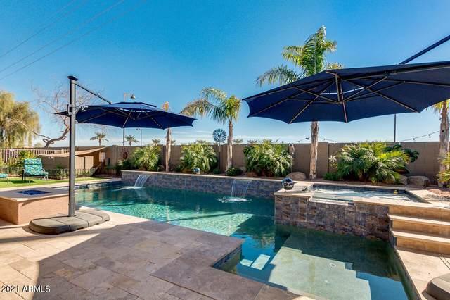42993 W Mallard Road, Maricopa, AZ 85138 (MLS #6200367) :: Balboa Realty