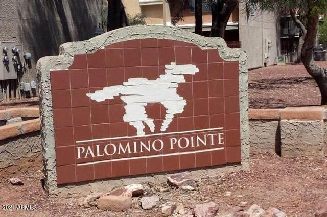 2825 E Paradise Lane #103, Phoenix, AZ 85032 (MLS #6200368) :: D & R Realty LLC