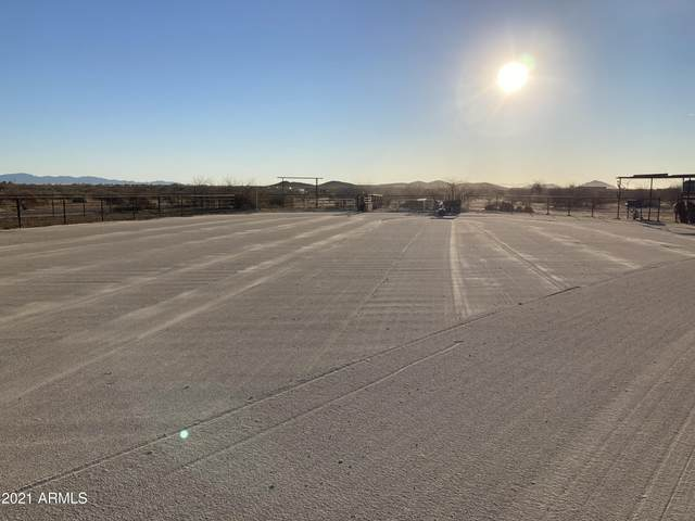 xx)) Wintersburg Road, Tonopah, AZ 85354 (MLS #6200373) :: ASAP Realty