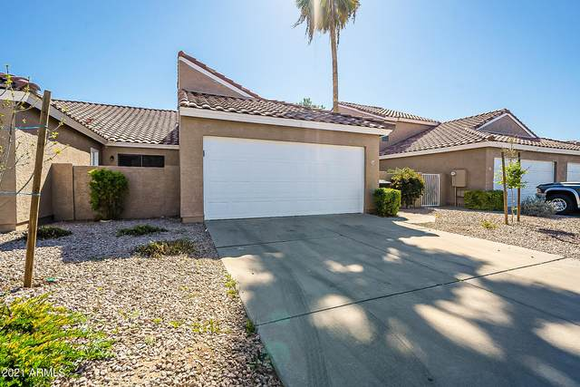3510 E Hampton Avenue #34, Mesa, AZ 85204 (MLS #6200378) :: Kepple Real Estate Group