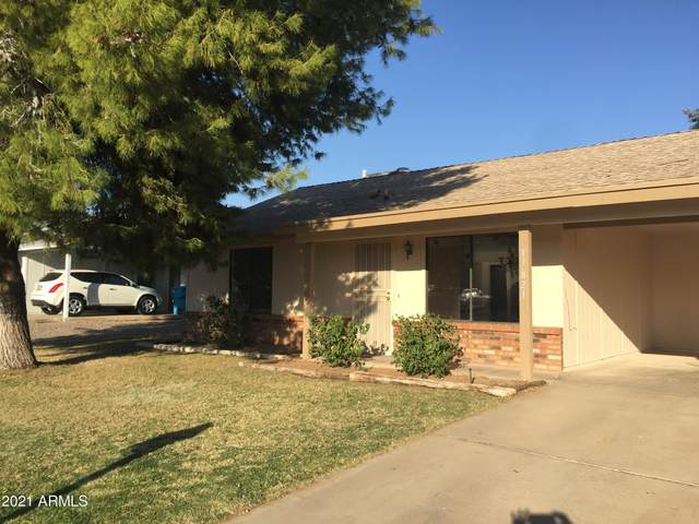 17821 N 34TH Place, Phoenix, AZ 85032 (MLS #6200386) :: Executive Realty Advisors