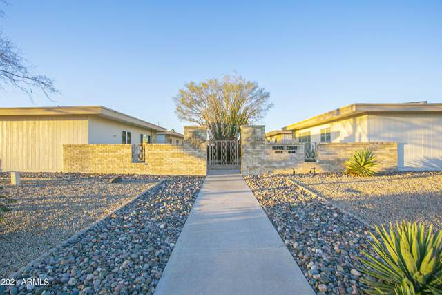 10130 W Campana Drive, Sun City, AZ 85351 (MLS #6200395) :: Executive Realty Advisors