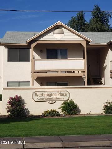 616 S Hardy Drive #101, Tempe, AZ 85281 (MLS #6200397) :: Executive Realty Advisors