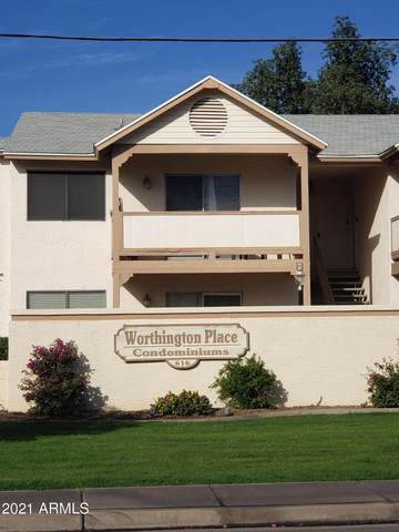 616 S Hardy Drive #101, Tempe, AZ 85281 (MLS #6200397) :: Dave Fernandez Team | HomeSmart