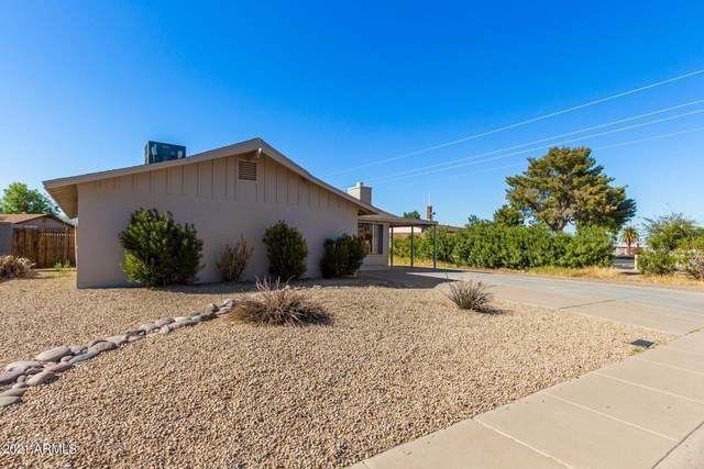 3106 S Los Feliz Drive, Tempe, AZ 85282 (MLS #6200399) :: Yost Realty Group at RE/MAX Casa Grande