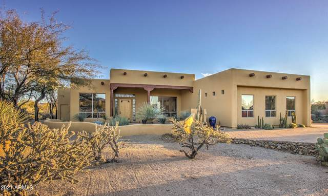 36801 N Stardust Lane, Carefree, AZ 85377 (MLS #6200409) :: Keller Williams Realty Phoenix